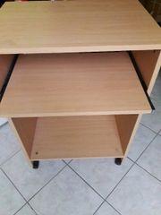 Kleiner PC Tisch