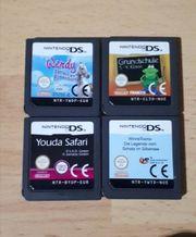 NintendoDS 4 Spiele
