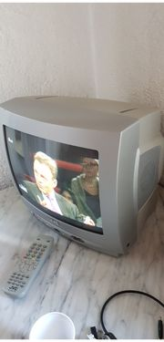 Farbfernseher 36cm Kabeltauglich Tragbar JVC