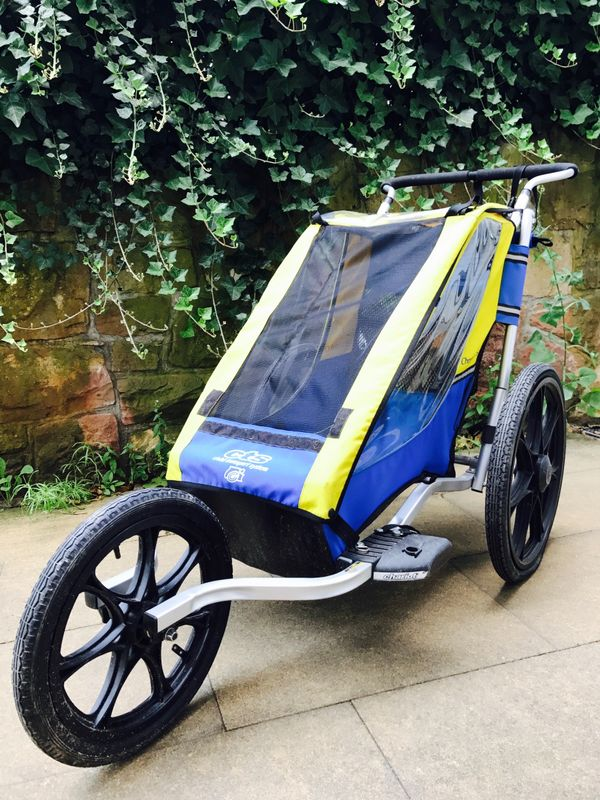 outdoor kinderwagen baby jogger inklusive fahrrad. Black Bedroom Furniture Sets. Home Design Ideas