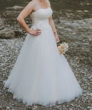 Verkaufe mein Brautkleid