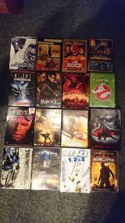 DVD mega Sammlung 120 Filme