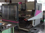 CNC Fräsmaschine Maho