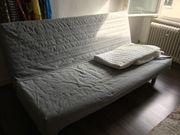 Klappsofa Beddinge von Ikea mit
