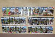 Verkaufe 60 Tour Rennradmagazine komplett