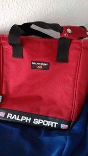 Ralph Sport Tasche rot