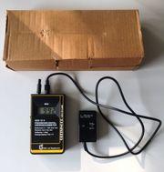 Präzisions Digital Grobvakuummeter GDH 12