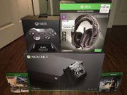 Xbox One X Gaming Set