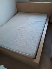 Bett 140x200 mit ohne Matratze