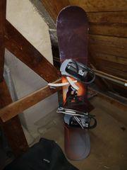 Snowboard Set Damen Snowboard Head