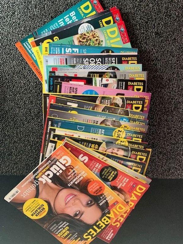 Focus Diabetes Fachzeitschriften gebraucht kaufen  75378 Bad Liebenzell