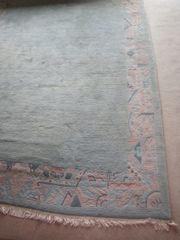 Nepal-Teppich, handgeknüpft,