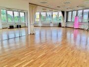 Tanzraum Trainingsraum KInderunterricht Proben