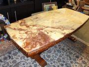 Couchtisch marmorplatte in pforzheim haushalt m bel for Holztisch mit marmorplatte