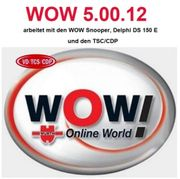 KFZ AUTO Diagnose WOW Würth