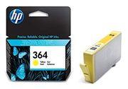 Druckerpatrone HP 364 gelb