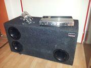 MEGA Sound Audio System Subwoofer