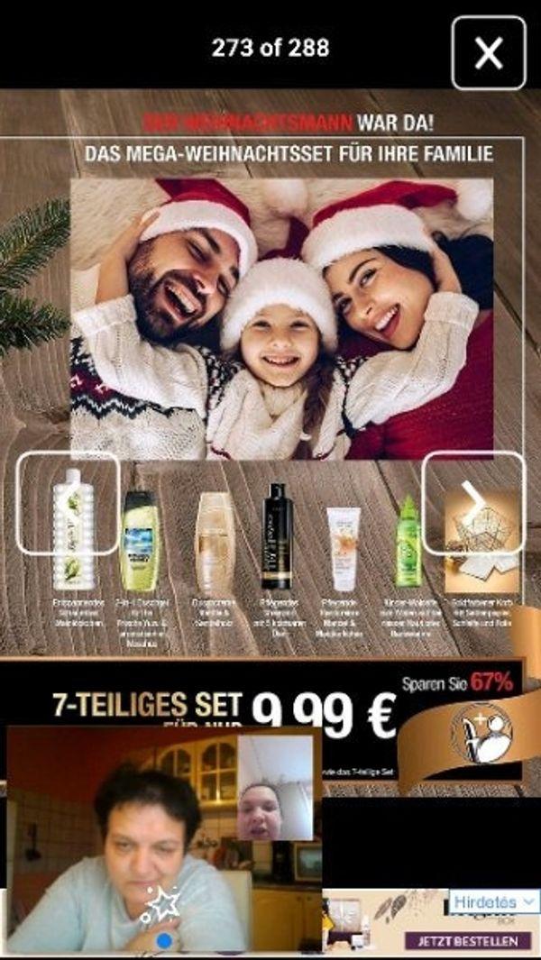 7 teileAvon Perfekt Weihnacht geschenk - Ziesar - Avon set zu verkaufen 10 Weihnacht geschenk idealPer Überweisung DHL Versend - Ziesar