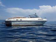 Motorboot Sunseeker 235 mit Bodenseezulassung