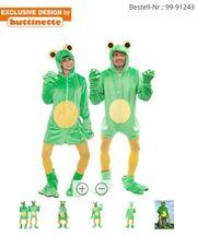 Kostüm Faschingskostüm Frosch