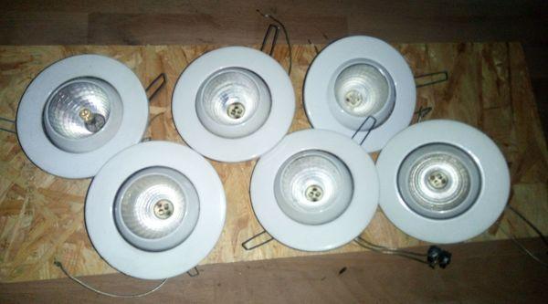 12 Volt Lampen : Volt einbau deckenleuchten in weiß und goldfarbig in rodalben