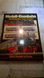 Buch: Modell-Eisenbahn gebraucht kaufen  Welzheim