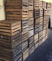 Alte Holzkisten alte holzkisten haushalt möbel gebraucht und neu kaufen quoka de