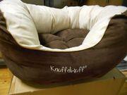 Schönes Hundebett Knuffelwuff