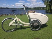 Family Bike Triobike