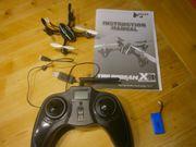 Quadrocopter Hubsan X4