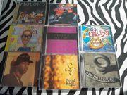 8 CDs zu verschenken