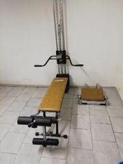 Keller multifunktions fitness Gerät