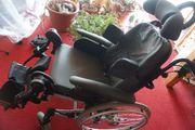Rollstuhl Invacare mit Liegefunktion mit