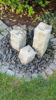 Steinbrunnen-Set Heissner