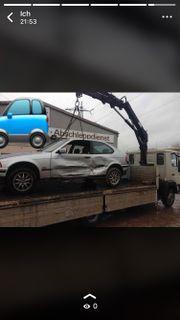 Autoverwertung kostenlose Abholung