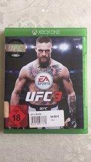 UFC 3 EA SPORTS für