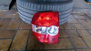 VW Fox Heckleuchte