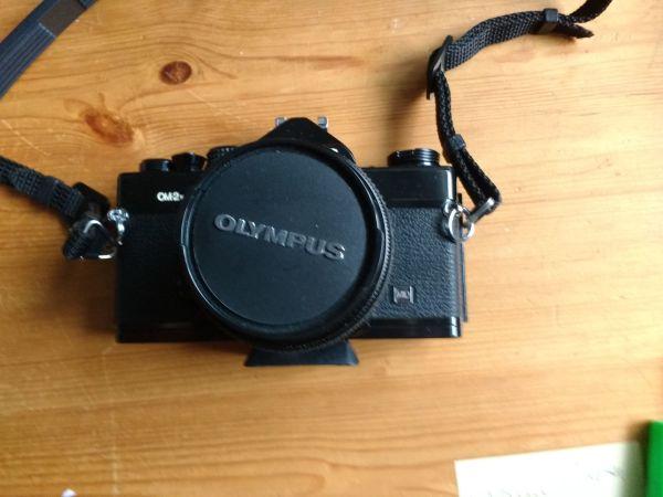 Olympus OM-2 - » Foto und Zubehör