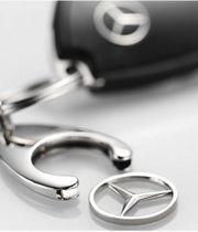 Schlüsselanhänger Sternchip Einkaufs Chip Mercedes -