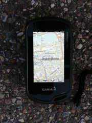 Garmin Oregon 600t Fahrrad Navigation