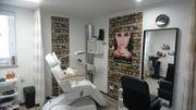 Friseur- und Kosmetikstudio - voll ausgestattet