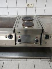 Kochplatte von MKN