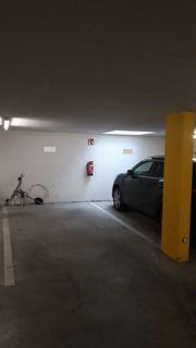Parkplatz Tiefgarage