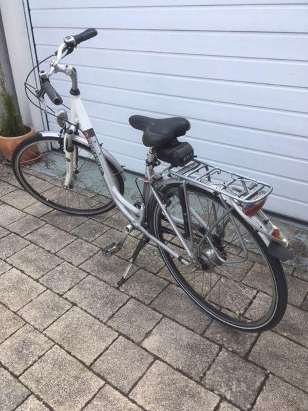 Damenfahrrad PEGASUS in Notzingen - Damen-Fahrräder kaufen und ...