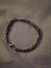 königskette 925 Silber 100