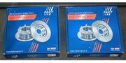 Bremsscheibe vorne für Iveco Daily