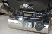 Trike Anhängerkupplung für BOOM Mustang