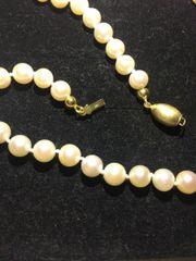 Handgeknüpfte Süßwasser Perlen