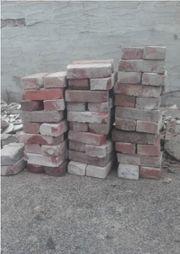 Mauersteine Ziegelsteine Vollsteine