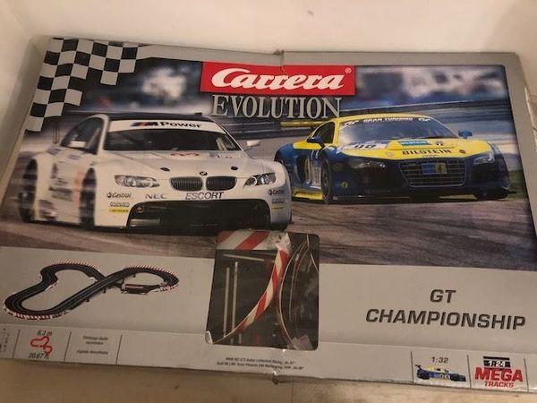 Carrera Evolution günstig gebraucht kaufen Carrera